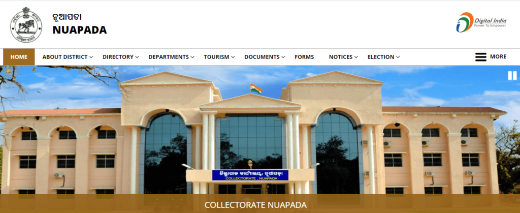 nuapada odisha recruitment
