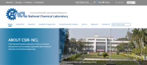 CSIR-NCL Recruitment 2020