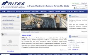 RITES Limited Recruitment 2020