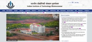 IIT, Bhubaneswar Recruitment 2020