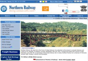 Northern Railway Recruitment
