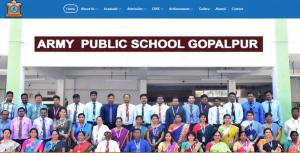 Army Public School Gopalpur