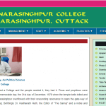 Nursinghpur Collge Recruitment