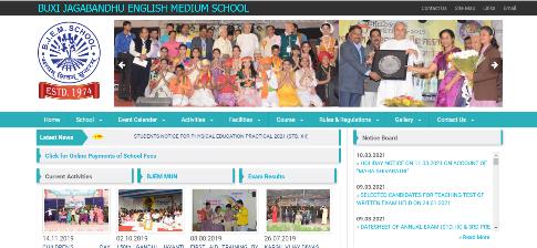 BJEM School Recruitment