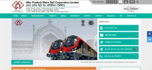 Lucknow Metro Vacancy